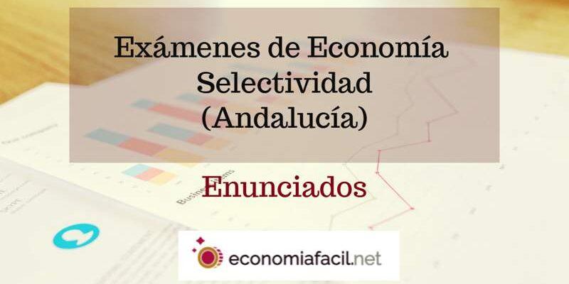 economia selectividad