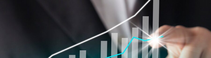 grafico en 3D de economia